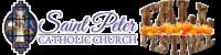 St Peter Fall Festival Logo